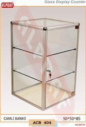Reception and display cabinets (Eko)